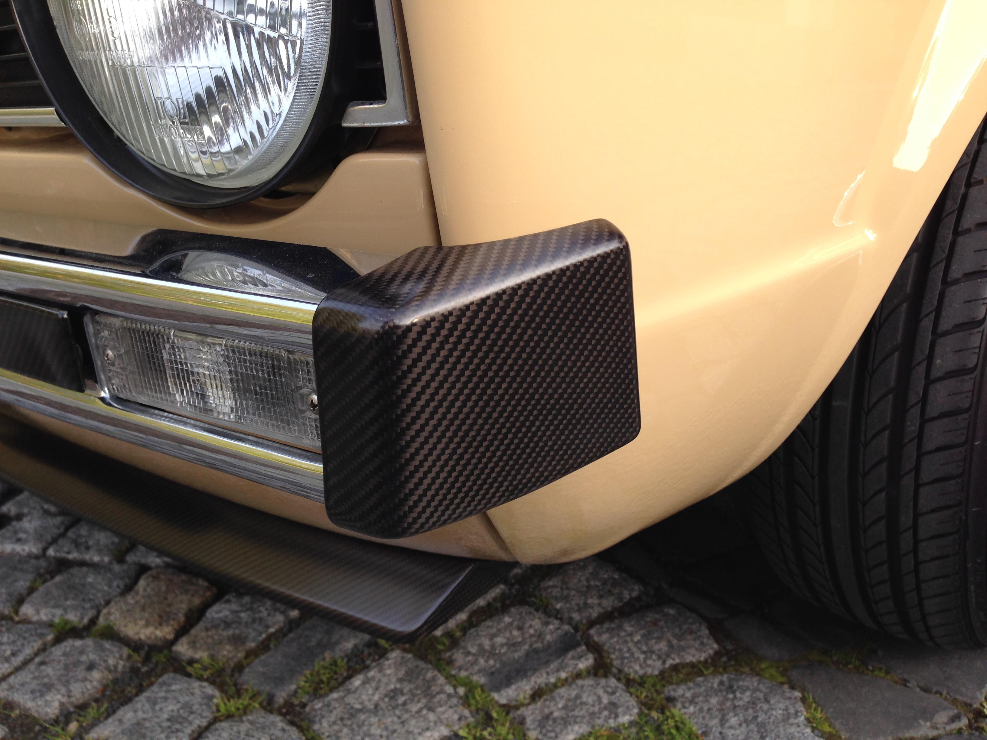Karbonarbeiten VW Golf 1