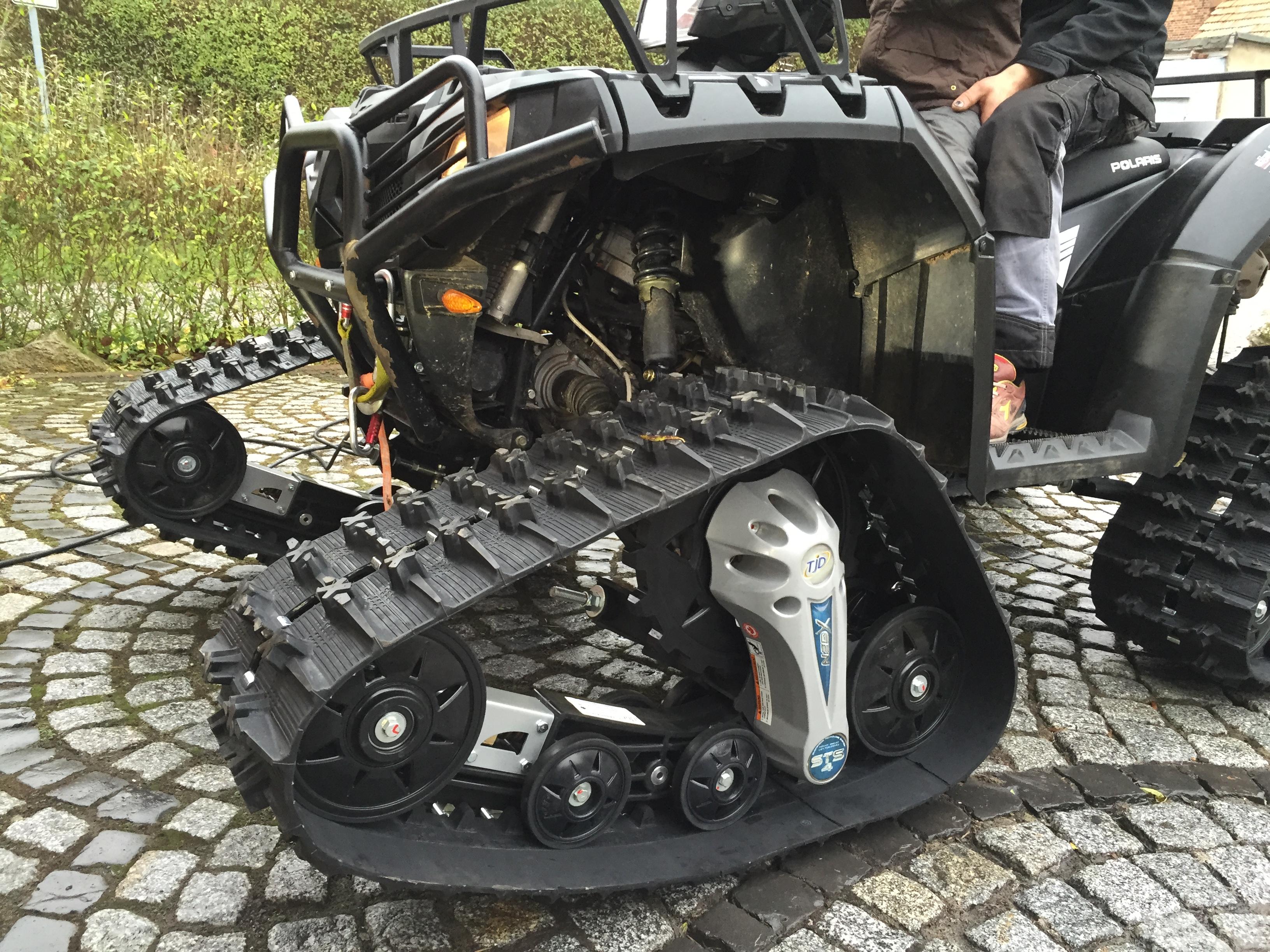 Quad- und Motorradaufbereitung